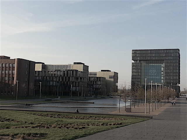 thyssenkrupp Quartier in Essen