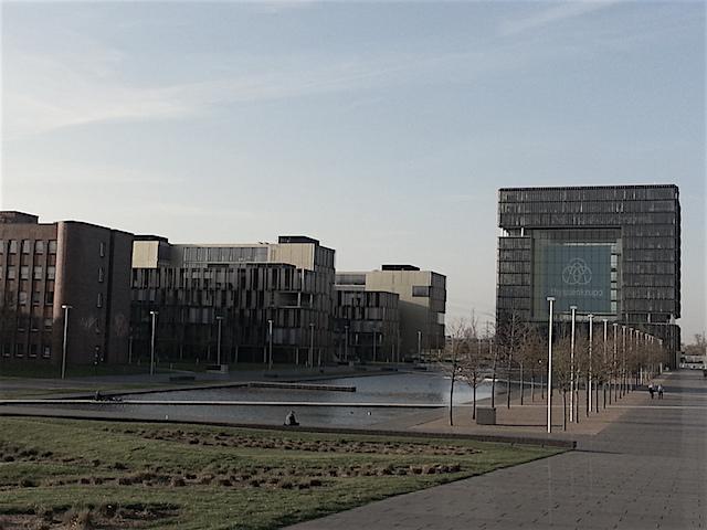thyssenkrupp Quartier in Essen